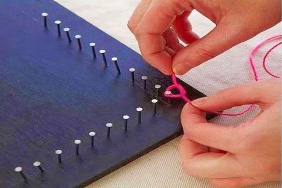 Aprende a hacer manualidades de Hilorama